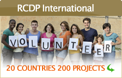 rcdp international volunteer