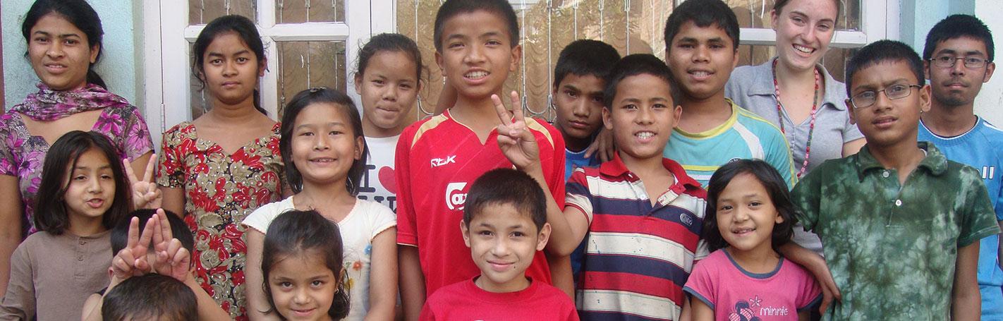 Volunteer in Nepal Orphanage | RCDP Nepal